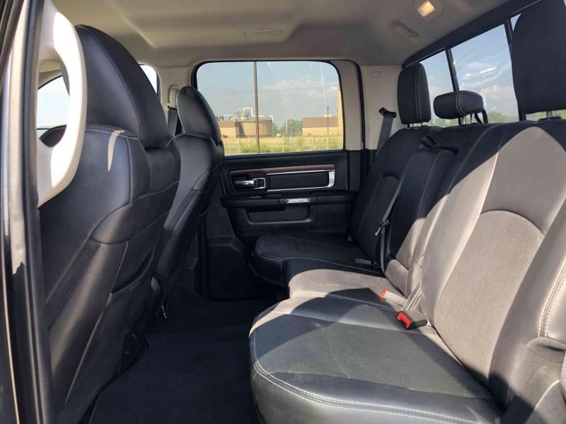 Ram Ram Pickup 2500 2017 price $37,900