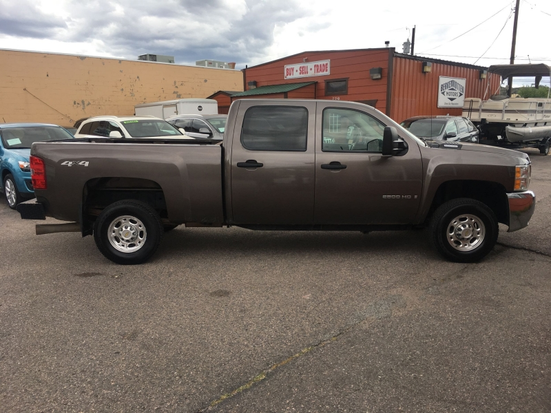 Chevrolet Silverado 2500HD 2007 price $19,995
