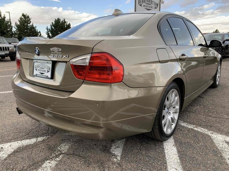 BMW 3 Series 2007 price $7,900
