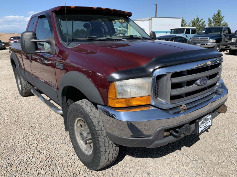 Ford F-250 Super Duty 2000 price $12,495