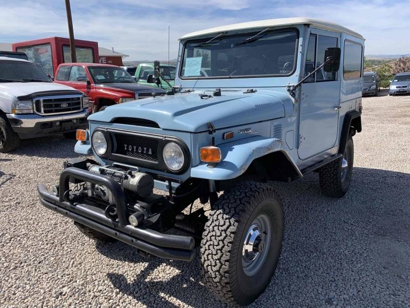 Toyota Land Cruiser 1973 price $21,900