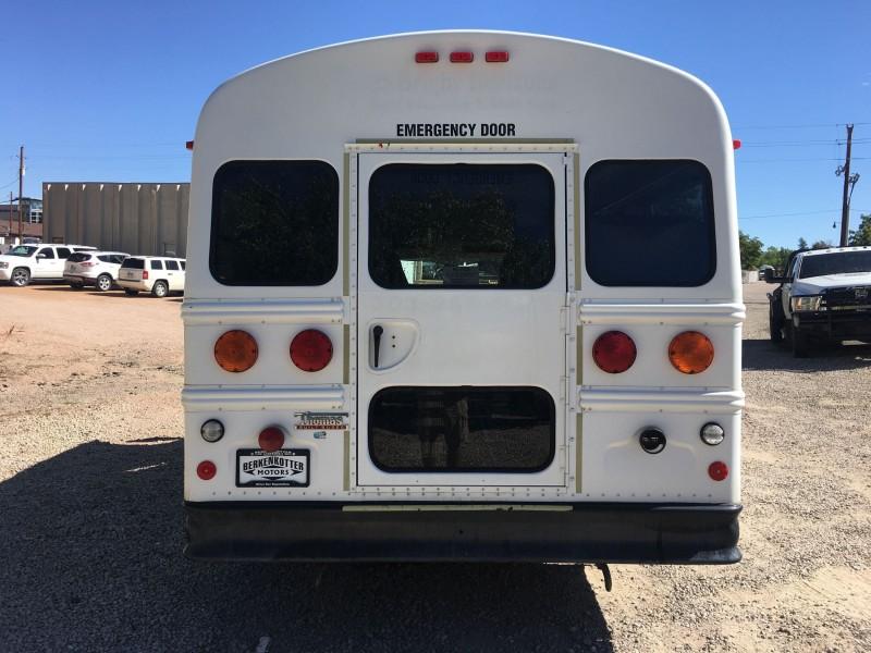 THO BUS 2007 price $21,900