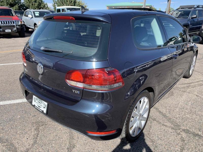 Volkswagen Golf 2011 price $8,900