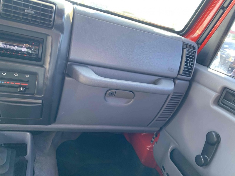 Jeep Wrangler 1998 price $9,900