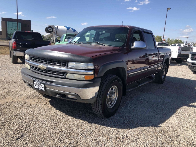 Chevrolet Silverado 1500HD 2002 price $7,400