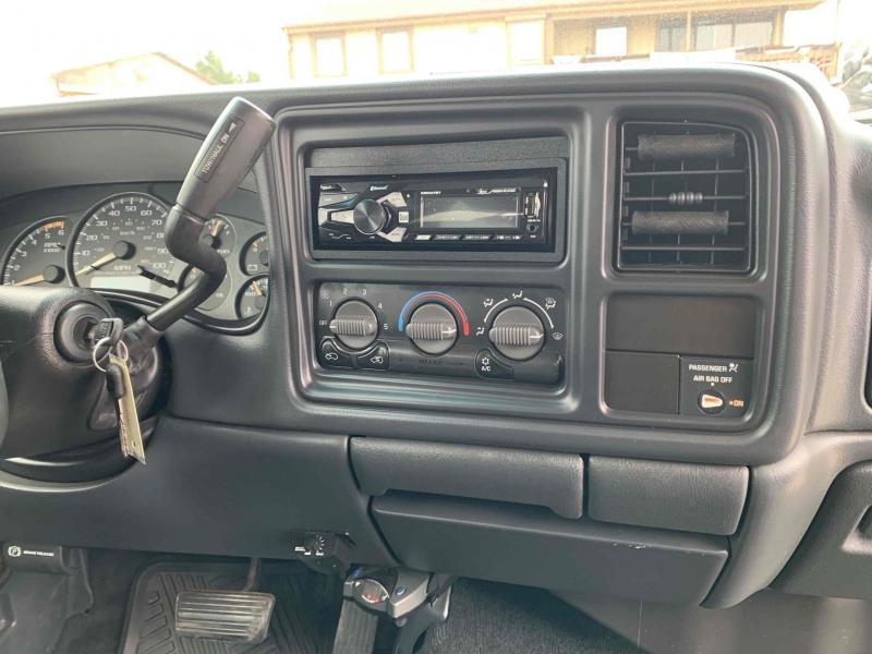 Chevrolet Silverado 3500 2002 price $14,995