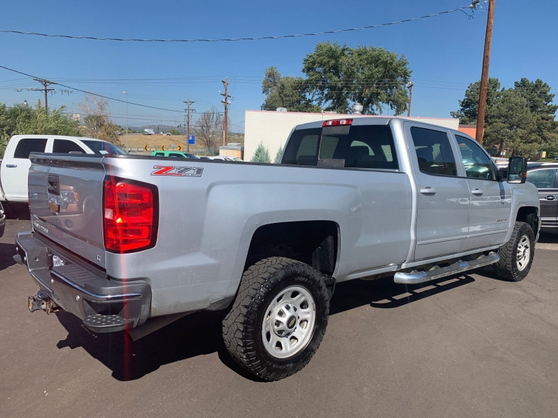 Chevrolet Silverado 2500HD 2017 price $34,995