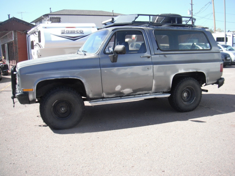 Chevrolet Blazer 1985 price $7,995
