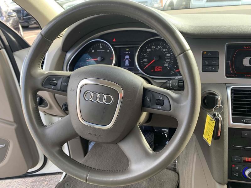 Audi Q7 2009 price $19,900