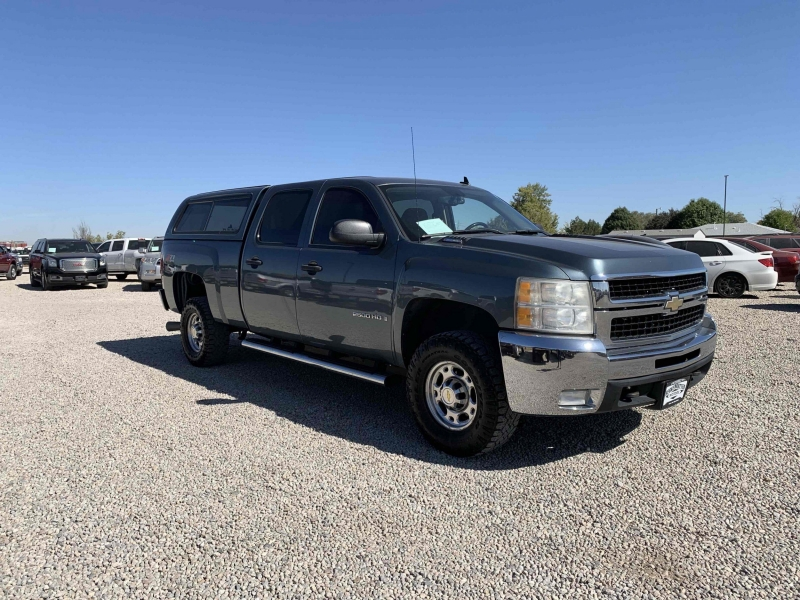 Chevrolet Silverado 2500HD 2007 price $22,900