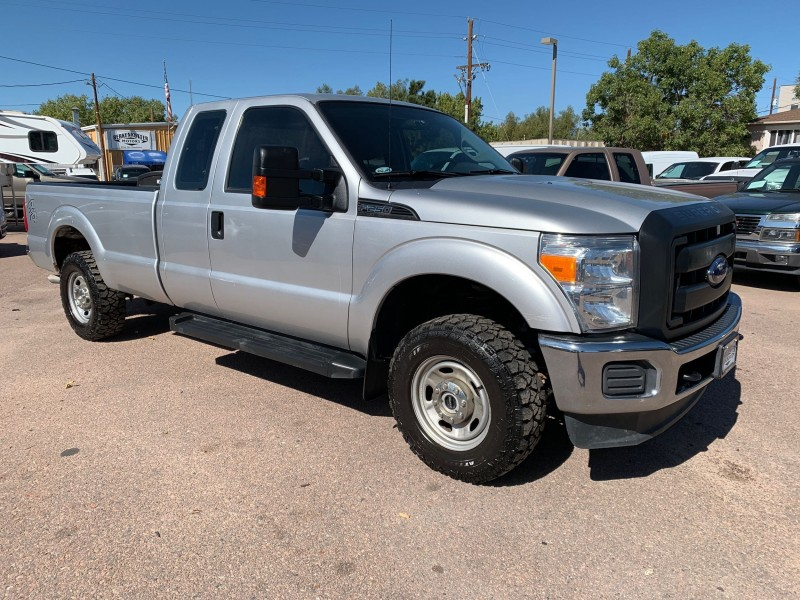 Ford F-250 Super Duty 2015 price $16,900