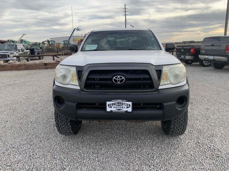 Toyota Tacoma 2007 price $8,700
