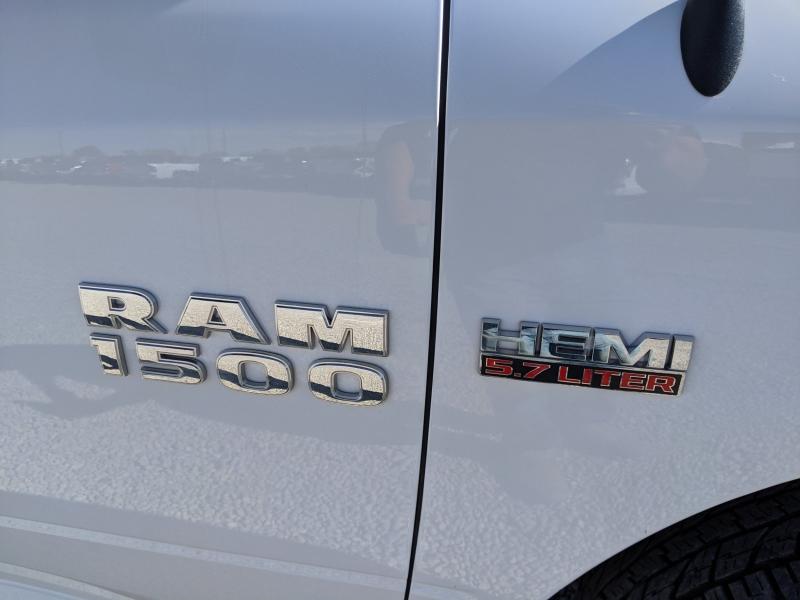 Ram Ram Pickup 1500 2018 price $27,400