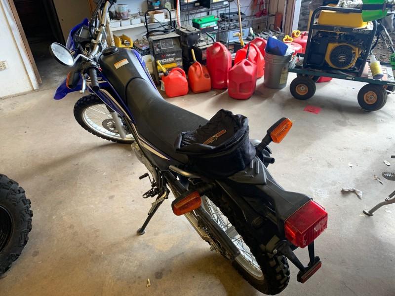 YAMAHA XT-250 2014 price $3,750