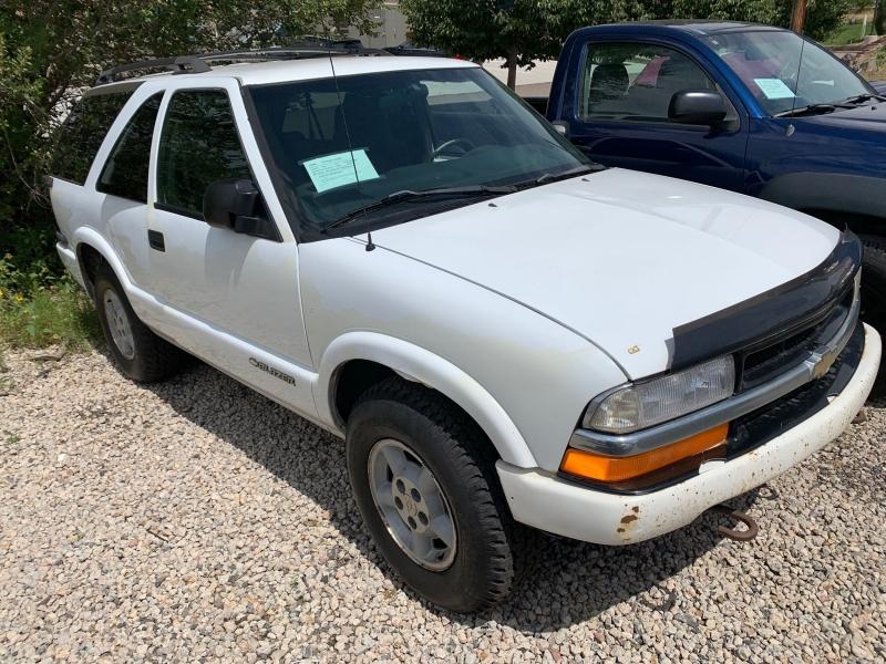 Chevrolet Blazer 2000 price $2,400
