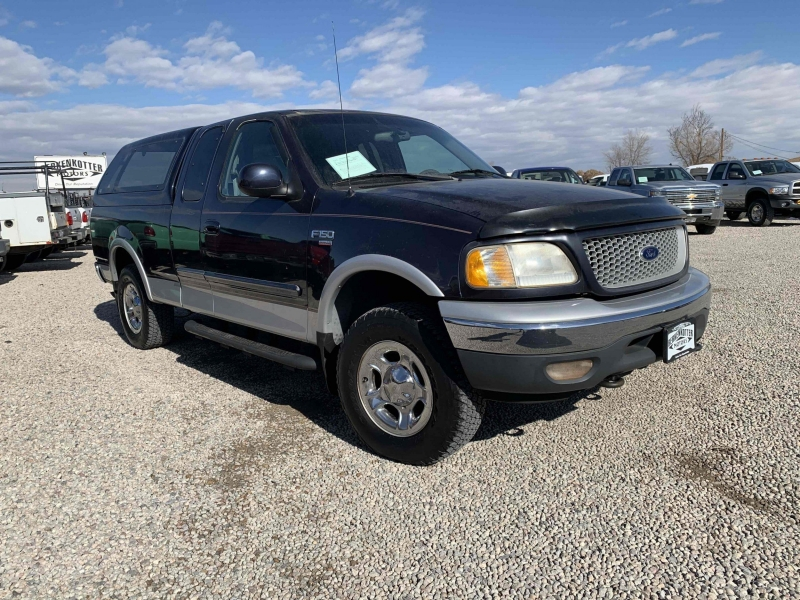 Ford F-150 1999 price $6,995