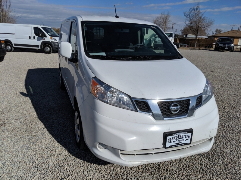 Nissan NV200 2015 price $10,900