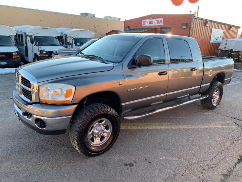 Dodge Ram Pickup 2500 2006 price $17,995