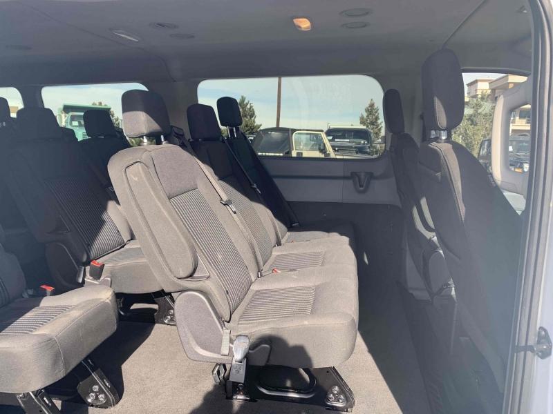 Ford Transit Passenger 2018 price $25,900