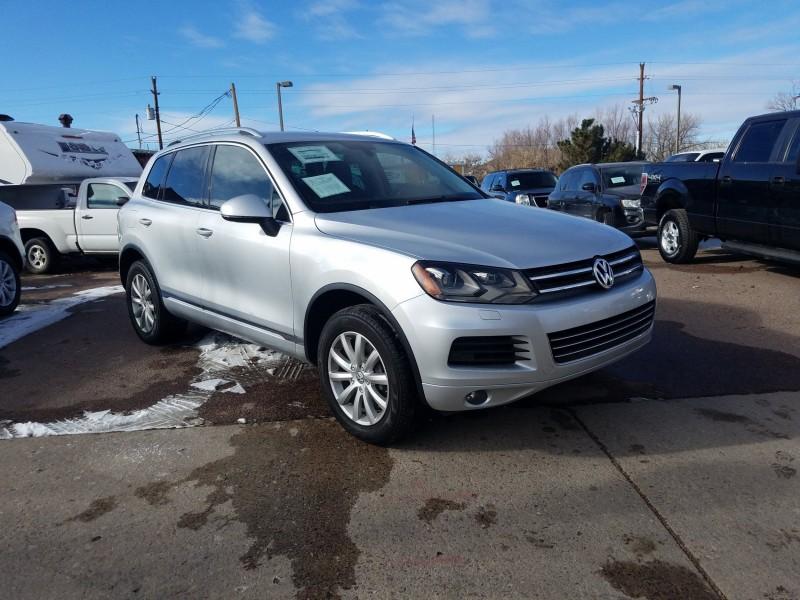 Volkswagen Touareg 2012 price $16,995