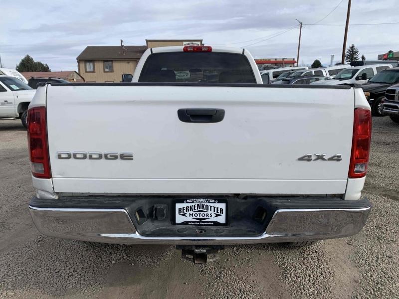 Dodge Ram Pickup 2500 2004 price $13,900