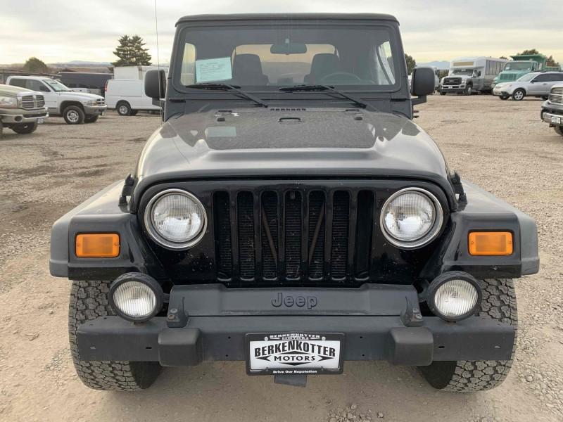 Jeep Wrangler 2003 price $9,900