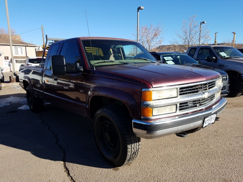 Chevrolet C/K 2500 Series 1998 price $4,995
