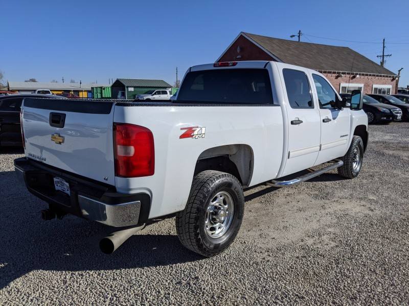 Chevrolet Silverado 2500HD 2009 price $21,900