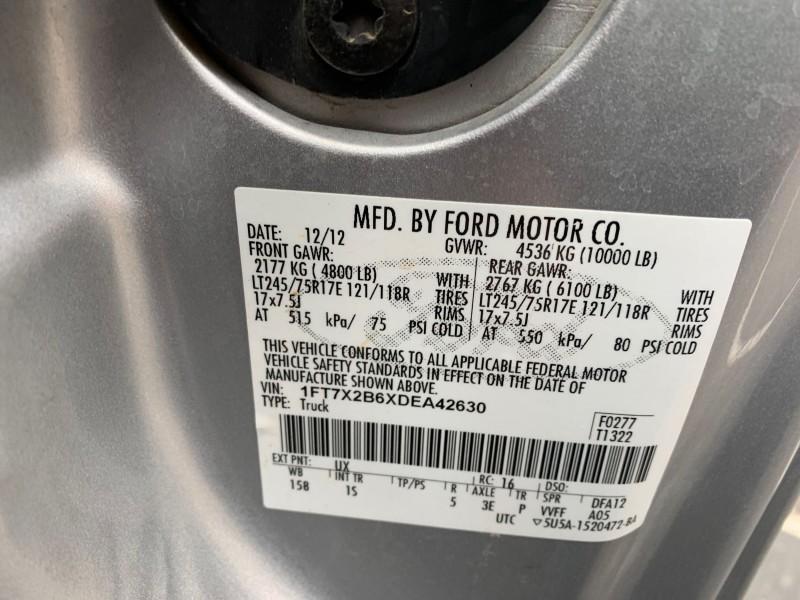 Ford F-250 Super Duty 2013 price $14,900
