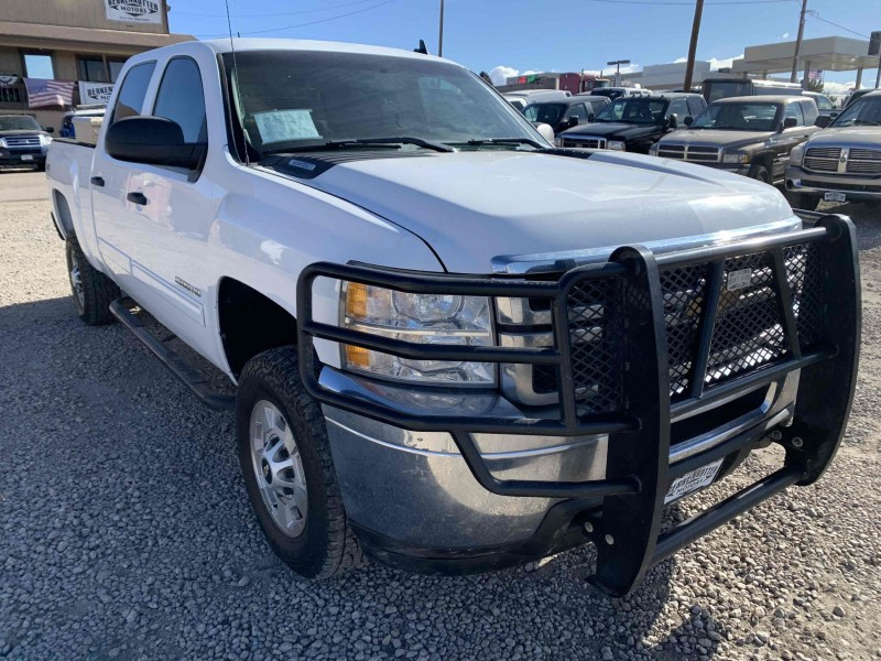Chevrolet Silverado 2500HD 2013 price $12,900