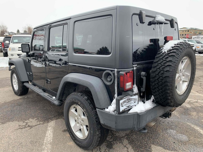 Jeep Wrangler Unlimited 2009 price $16,900