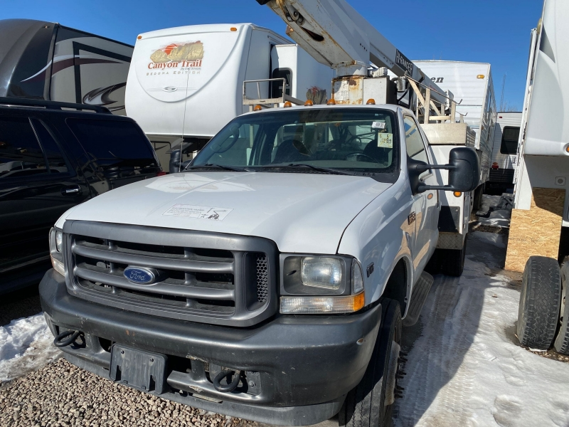 Ford F-450 Super Duty 2004 price $11,900