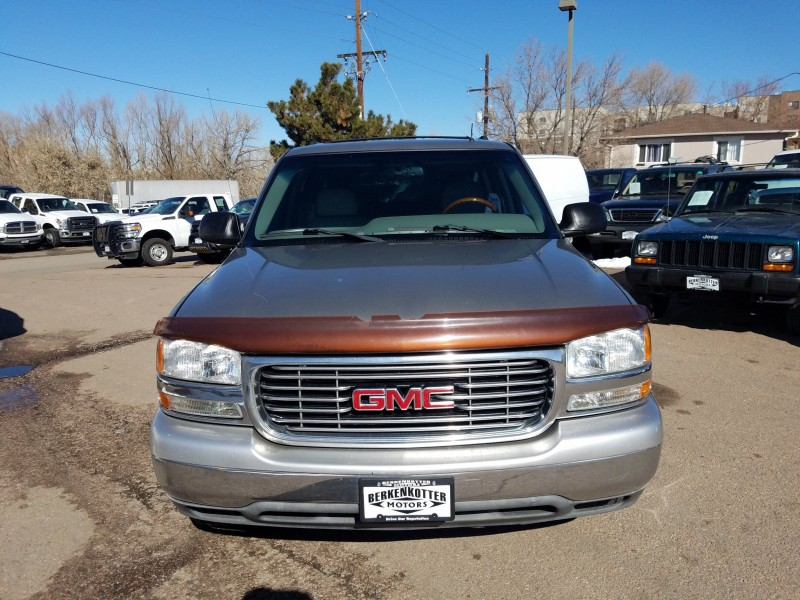 GMC Yukon XL 2002 price $3,995