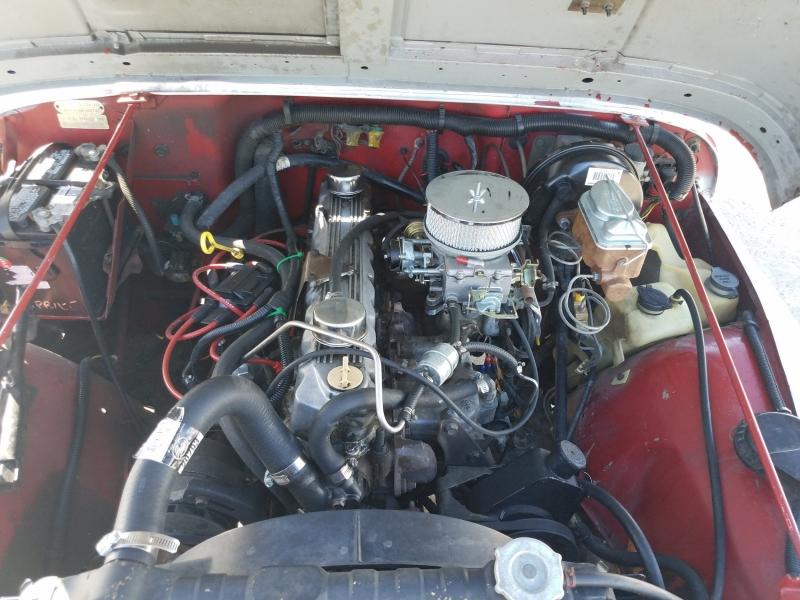 Jeep Wrangler 1987 price $5,995