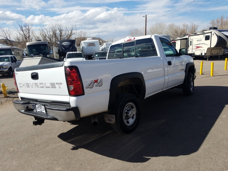 Chevrolet Silverado 2500HD 2006 price $7,900
