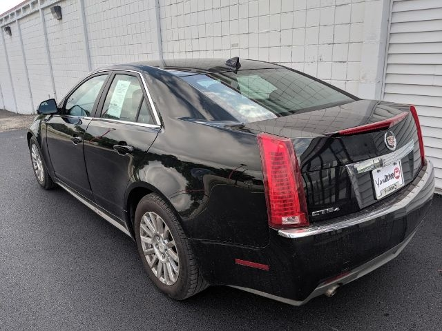 Cadillac CTS 2011 price Call for price
