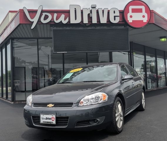 Chevrolet Impala 2011 price Call for price