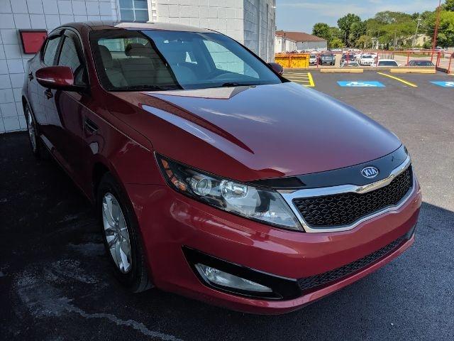 Kia Optima 2012 price Call for price