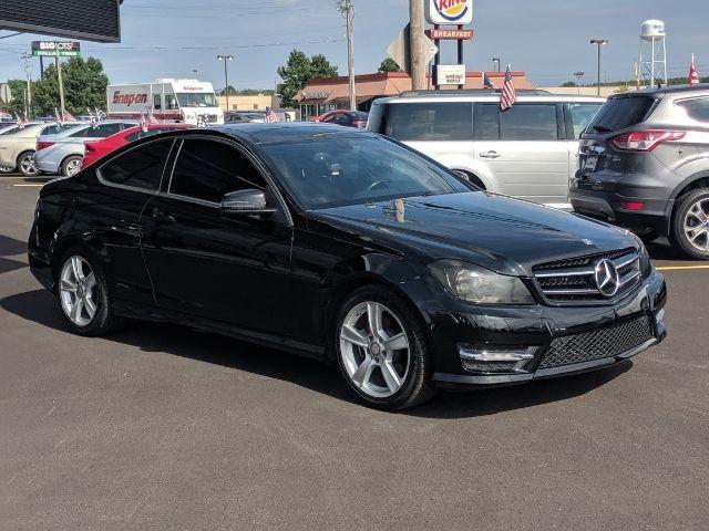 Mercedes-Benz C-Class 2013 price $1,899 Down