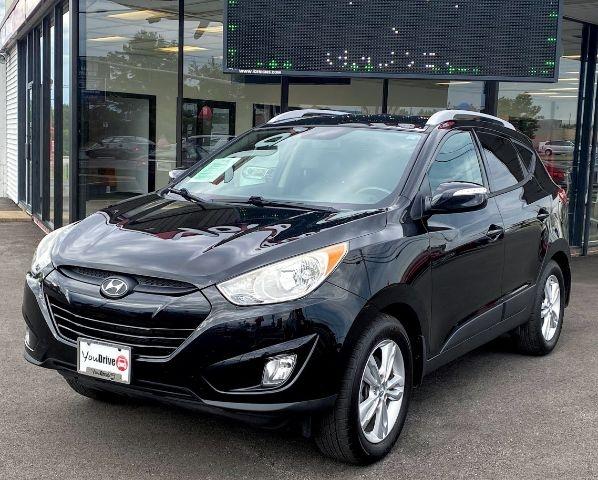 Hyundai Tucson 2013 price Call for price