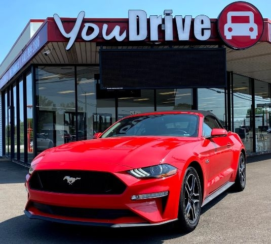 Ford Mustang 2018 price $30,995