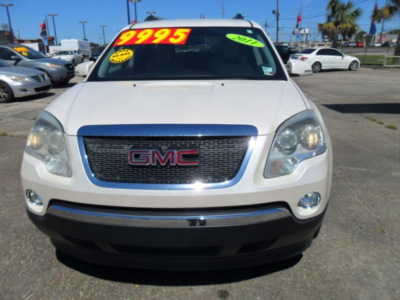 GMC ACADIA 2011 price $9,995