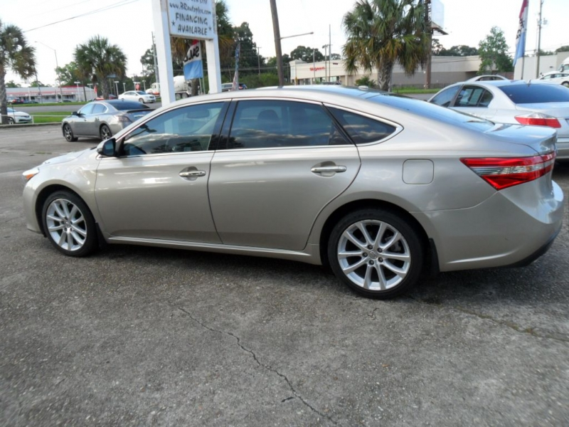 TOYOTA AVALON 2013 price $12,995