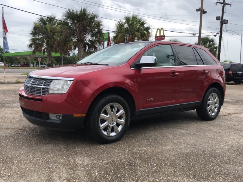 Lincoln MKX 2007 price $9,195