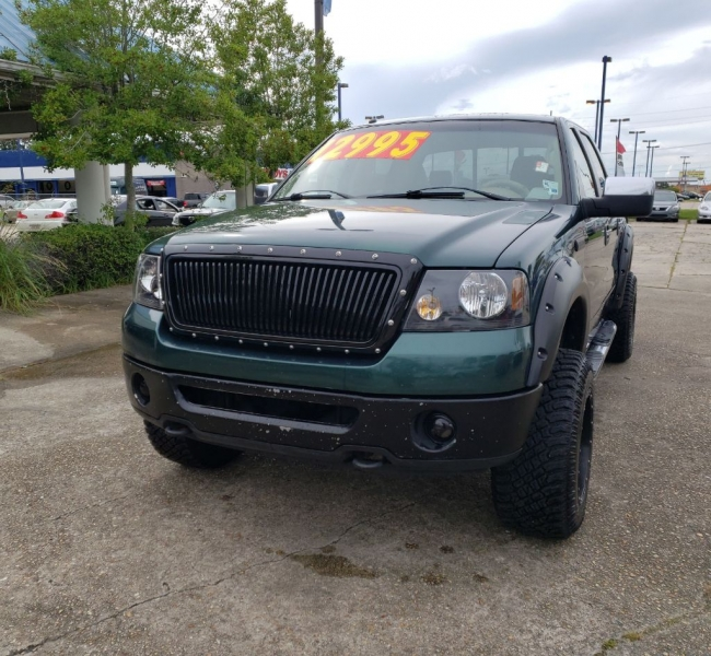 FORD F150 2008 price $11,995
