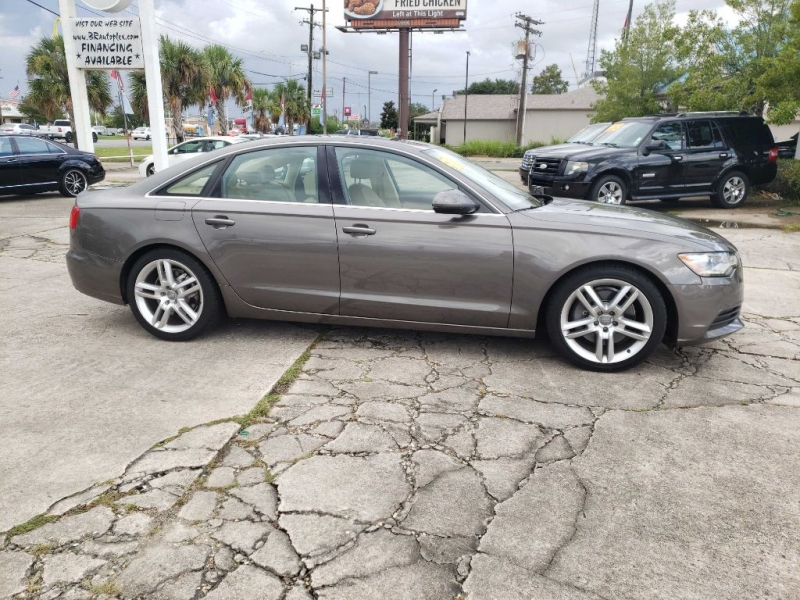 Honda Dealership Baton Rouge >> 2015 AUDI A6 PREMIUM PLUS BR Autoplex | Auto dealership in ...