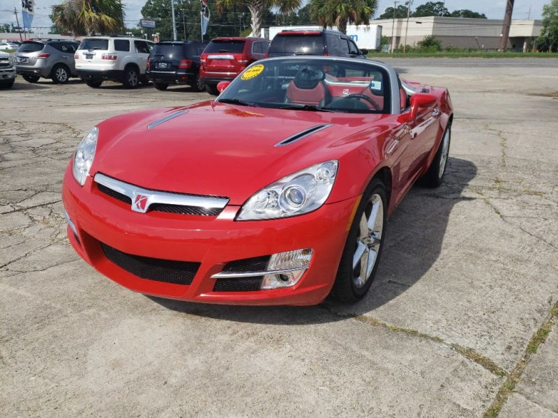 Honda Dealership Baton Rouge >> 2008 Saturn SKY Base BR Autoplex | Auto dealership in Baton Rouge