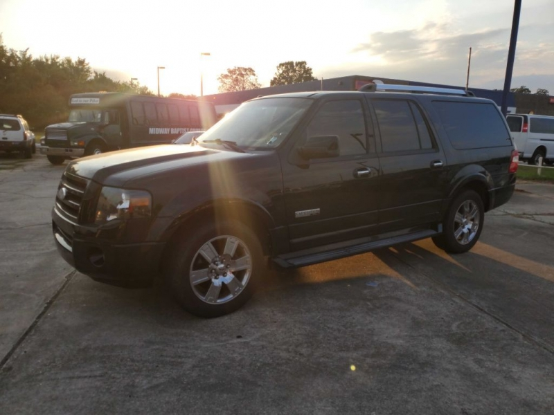 FORD EXPEDITION EL 2008 price $9,995