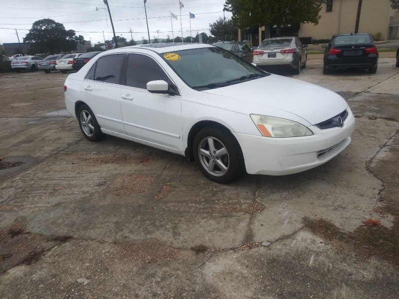 HONDA ACCORD 2005 price $5,195