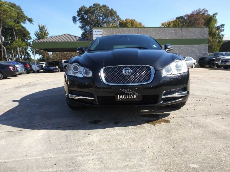 JAGUAR XF 2011 price $11,995